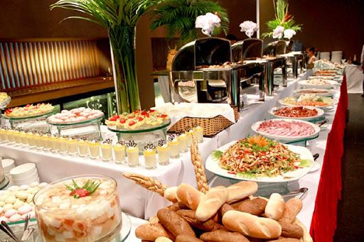 Cách tổ chức tiệc buffet hoàn hảo